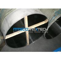 Wholesale TP304 , TP304L , TP316 , TP316L Stainless Welded Pipe , ERW / EFW , ISO 9001 / PED from china suppliers