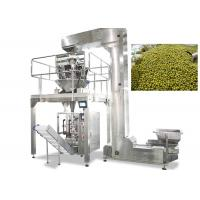 Wholesale Stainless Steel Granule Packing Machine With Multi Head Weigher CE Certification from china suppliers