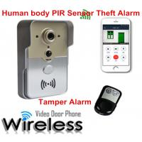 Buy cheap Multi Apartments WiFi Video Doorbell Security System 720P Resolution , CE Certification from wholesalers