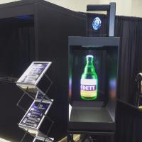 Buy cheap New Hologram Display Technology Holographic Display Showcase Holocube For Shop from wholesalers