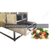 Buy cheap high quality Fruit Vegetable Air Drying Machine|Cooling Machine manufacturer from wholesalers