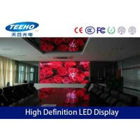 Wholesale P2 High Definition Indoor SMD LED Display Panel Full Color , 250000 Pixels/ ㎡ MBI5024 from china suppliers