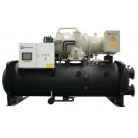Buy cheap R134a Spray Two Stage Semi - Hermetic Centrifugal Chiller With Micro Computer from wholesalers