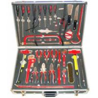 36 - Piece Non Magnetic Tool Kit / Non Sparking Tools With Rugged Duty Case for sale