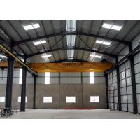 Wholesale QD 16T-22.5m Double Girder Overhead Cranes  for  Factories / Material Stocks/ Workshop from china suppliers