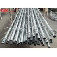 Wholesale High Strength Scaffolding Ring Lock System Horizontal Ledgers for Concrete Construction from china suppliers