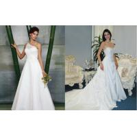 Wholesale Wedding dress /Evening dress /Bridal gown /Bridesmaid from china suppliers