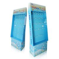 Wholesale Cardboard Floor Display Stand For LED bulbs LED lights from china suppliers