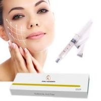 Quality hyaluronic acid dermal filler for the face injection from China for sale
