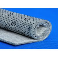 Wholesale 7mm Thicks Nonwoven Felt Carpet Underlay For Floor Protection OEM Acceptable from china suppliers