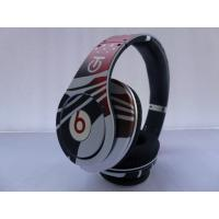 Wholesale Graffiti limited edition monster beats studio DJ headphones by dr.dre in white,red,blue from china suppliers