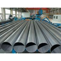 China st37 erw welded steel pipe pieces per ton for sale