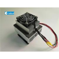 Wholesale 25W 12VDC Peltier Thermoelectric Cooler Air Conditioner TEC Module Cooling from china suppliers