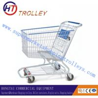 Wholesale Grocery Store Wire Shopping Trolley from china suppliers
