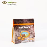 China Customized Food Pouch Stand Up Packaging Bags For Pet Dog Cat Treat Food for sale