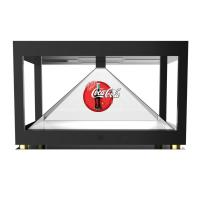 Buy cheap Big 3D Hologram Projector Holographic Display Showcase 4 Sides View from wholesalers