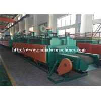 Electric Roller  Mesh Belt Furnace 150-280 Kg/H Quenching Productivity for Screw for sale