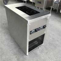 Wholesale Lincat Induction Hob Commercial Induction Cooker 2X Plate Boiling Top 1.2-3KW from china suppliers