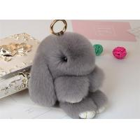 Wholesale Rabbit Fur Bunny Keychain from china suppliers