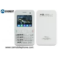 Buy cheap TV mobile phone dual sim cell phone TV phone Everest E83 EC from wholesalers
