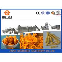 Wholesale Baking Kurkure Cheetos Nik Naks Snack Food Making Machine Gas Electricity Energy Sources from china suppliers