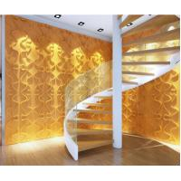 Wholesale Paintable PVC Wall Panels Light Weight Composite Wall Board TV Background from china suppliers
