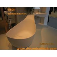 Quality Synthetic stone bathtub for sale