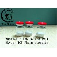 China 99% Human Growth Hormone Peptide ghrp-6  10mg/vial CAS 87616-84-0 on sale