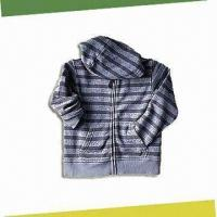 China Children's T-shirt Jacket, Made of 100% Cotton on sale