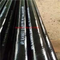 Buy cheap Junde steel pipe company can supply seamless steel pipe with API 5L/ASTM A106 from wholesalers