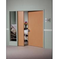 China High quality Aluminum Frame Long Lasting Hospital Fire Rated Door on sale