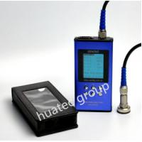 Buy cheap HGS911HD Vibration Balancer / Vibration Analyzer / Data Collector Easy to use FFT Spectrum Analyzer from Wholesalers