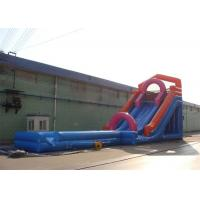 Quality Durable Commercial Inflatable Slide , Outdoor Inflatable Adult Slide With Professional Design for sale