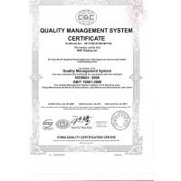 BWT Beijing Ltd Certifications