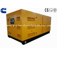 Wholesale 625KVA 500KW Soundproof Cummins Diesel Generator Three Phase from china suppliers