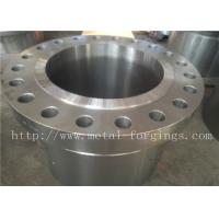 Wholesale ASME B16.5 Standard WN BL RF Carbon Steel  and Stainless Steel Flange Finish Maching from china suppliers