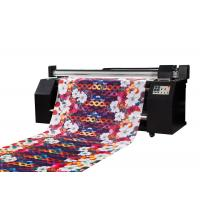 Wholesale Direct To Textile Fabric Printer Machine 1400DPI Resolution from china suppliers