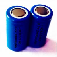 Wholesale ICR22430 3.7V 2000mAh li-ion rechargeable battery from china suppliers