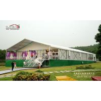 Wholesale Large Capacity wedding tent marquee, 1000 peoples wedding tent, Luxury wedding tent marquee from china suppliers