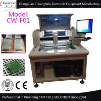 Quality Manual Unloading PCB Routing Equipment for Stress Free Depanelization for sale