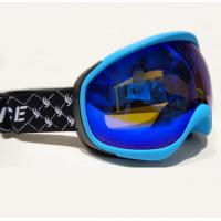 Wholesale Colorful Sports Direct Ski Goggles For Flat Light / Polarized Snowboarding Goggles from china suppliers