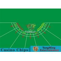 Wholesale 7 Players Roulette Board LayoutWith Personalized Custom Printing Services from china suppliers