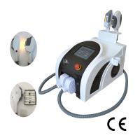 Quality Powerful 2 In 1 Ipl Rf Machine / Ipl Laser Permanent Hair Removal Machine for sale