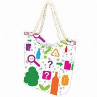 China Portable Shopping Bag, Measures 48.5x16x42cm on sale