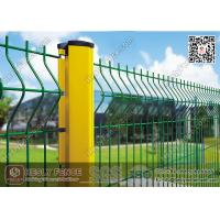 China Welded Mesh Panel Fencing on sale