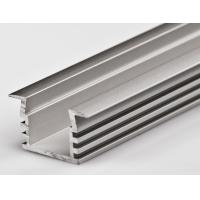 Wholesale Customized Aluminum Extrusion Bar With Electrophoretic Coating from china suppliers