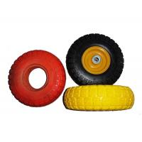 """Wholesale Low Temperature Resistance 7.5x2"""" PU Foam Wheels For Wheelchair from china suppliers"""