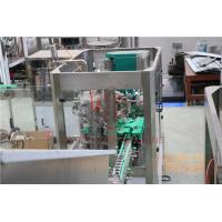250ml Slim Aluminum Beverage Can Filling Machine Tiny Production Capacity for sale