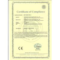 Shenzhen Eachinled Optoelectronics Co.,Ltd Certifications