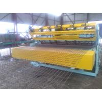 Wholesale Construction Reinforced Mesh Welding Machine , Automatic Wire Net Making Machine from china suppliers